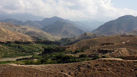 View of the Tora Bora mountains in Afghanistan © Michael Luongo / Getty Images