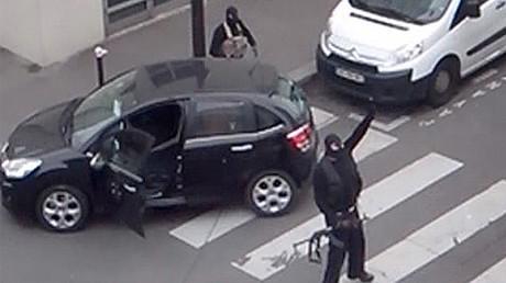 FILE PHOTO: Islamist militants, Paris © Reuters