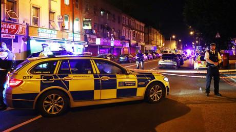 'Potential terrorist attack': Van mows down pedestrians near Muslim center & mosque in north London