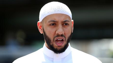 Imam Mohammed Mahmoud © Isabel Infantes