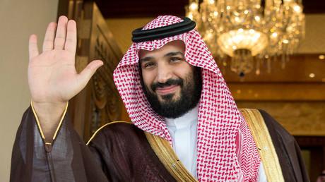 Saudi Crown Prince Mohammed bin Salman © Bandar Algaloud