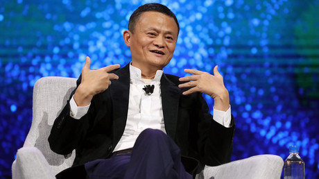 Alibaba founder Jack Ma © Wang Ping / Global Look Press