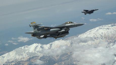 FILE PHOTO U.S. Air Force F-15E Strike Eagles © U.S. Air Force