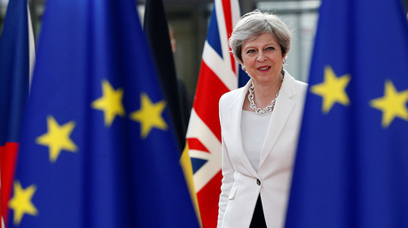 Theresa May offers to let 3mn EU citizens remain in UK after Brexit