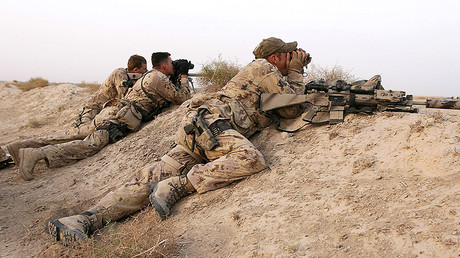 World record: Canadian sniper shoots ISIS fighter dead from over 2 miles away