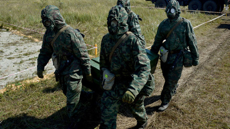 Russia has destroyed 99% of its chemical weapons – supervising general