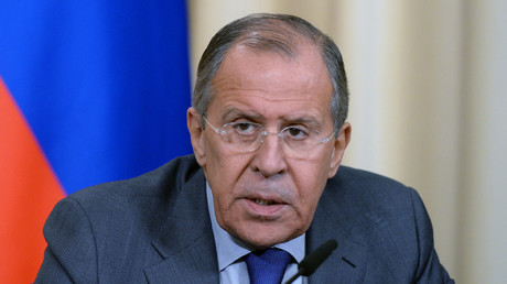 US-led coalition must stop 'very dangerous game' of sparing Al-Nusra in Syria – Lavrov