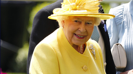Britain's Queen Elizabeth II © Eddie Keogh Livepic