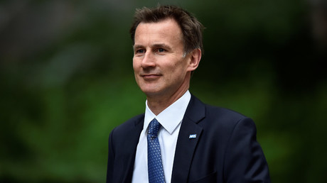 Jeremy Hunt, Britain's Secretary of State for Health © Phil Noble