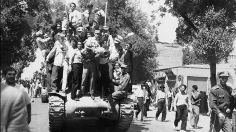 US-hatched Iran coup of 1953 reveals true colors of 'indispensable nation'