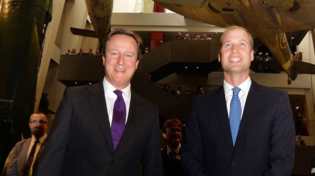 Ex-PM David Cameron & Prince William implicated in World Cup corruption scandal – FIFA report