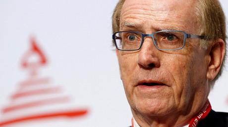 WADA investigator Richard McLaren © Ruben Sprich