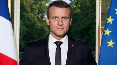 © Emmanuel Macron