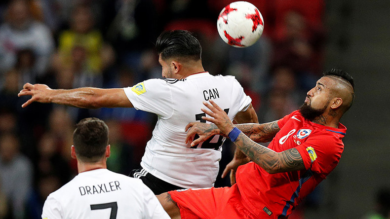 Chile v Germany: Who will claim Confed Cup glory in St. Petersburg?