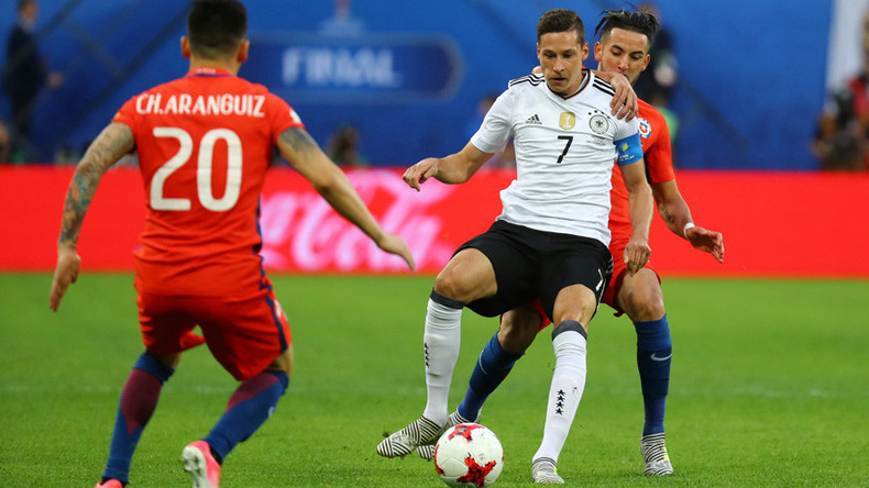 Chile 0-1 Germany: World champs win Confed Cup final in St. Petersburg (as it happened)