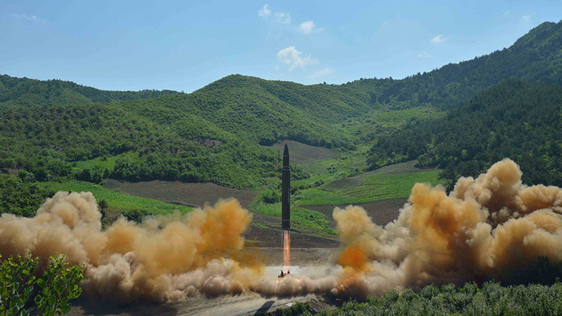 North Korean missile new type, launched from new location – Pentagon