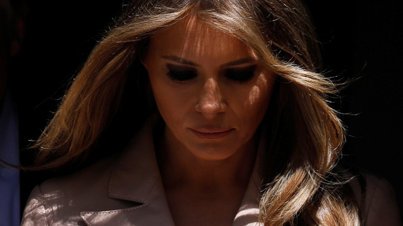 Melania Trump trapped in Hamburg guesthouse as G20 protests rage