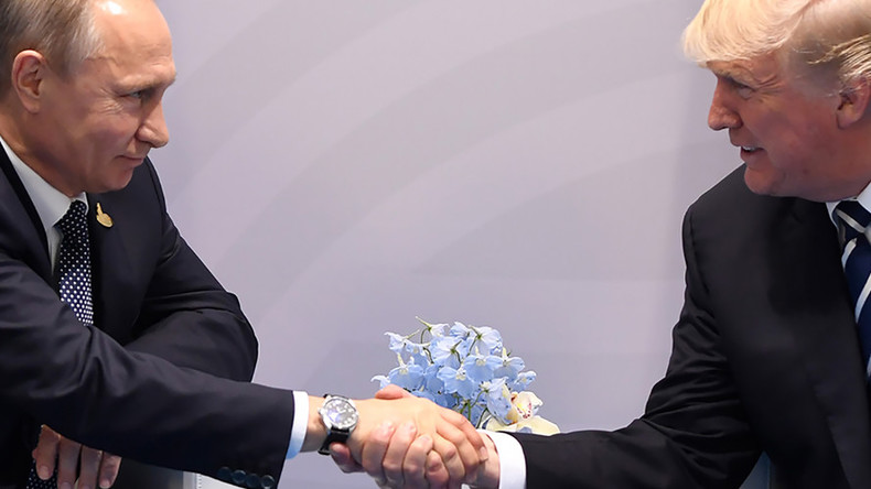 Trump 'knowledgeable' & 'skillful negotiator' says Putin's spokesman after 'win-win' G20 talks