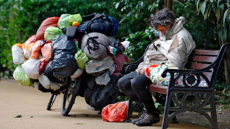 Hidden Crisis Extent Of Homelessness In Uk Countryside