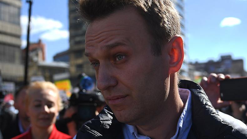Justice Ministry seeks real prison sentence for opposition figure Navalny