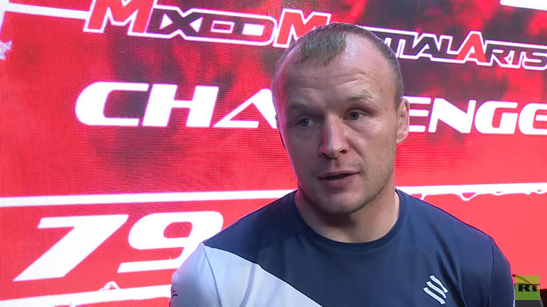 'I'll fight Mousasi if it's for the title' – Bellator's Alexander Shlemenko
