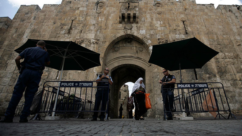 Several injured in shooting attack at Jerusalem's Temple Mount – reports