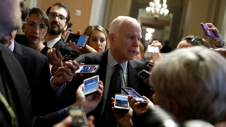 McCain illness forces Republicans to delay vote on troubled health care bill