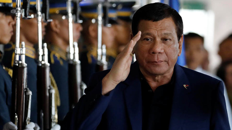 Duterte approval rating rises despite human rights abuse claims – report