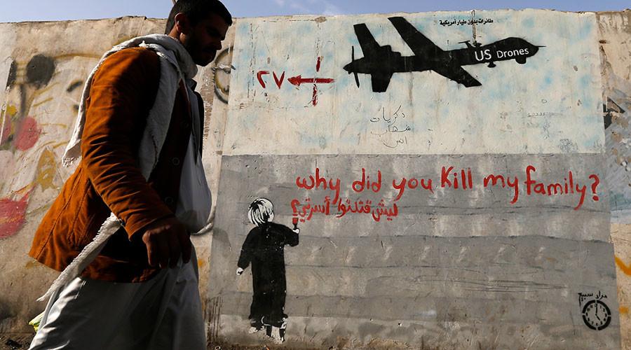 US court dismisses Yemen drone strike wrongful death suit