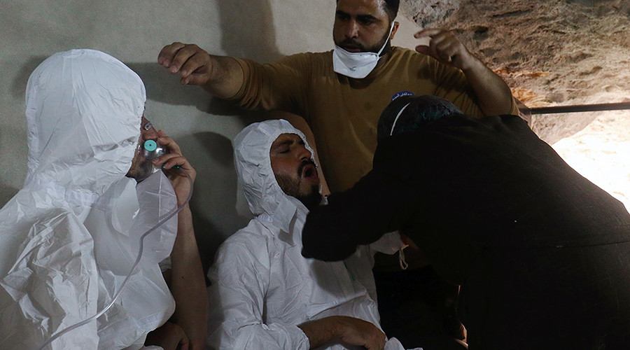 'Alleged Khan Sheikhoun chemical attack would play into Assad opponents hands'