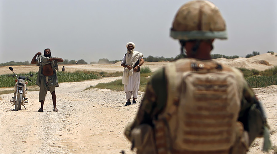 'Rogue' SAS squadron investigated over executions of unarmed Afghan civilians – paper