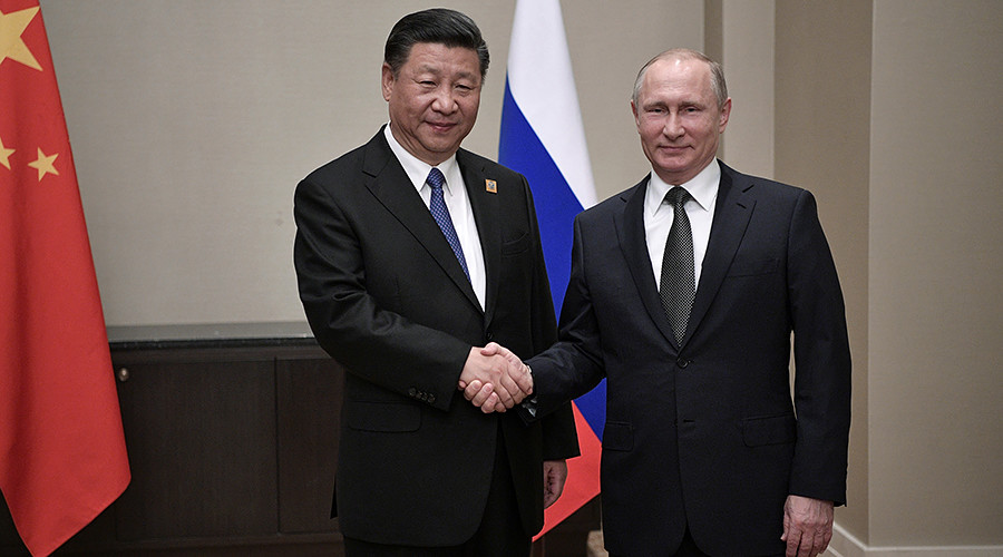 Xi Jinping to meet Putin in Moscow for 3rd time this year to strike $10bn worth of deals