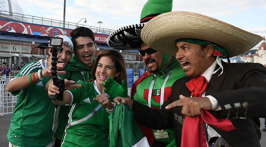 'Friendly & hospitable': Fans describe warm atmosphere at Confed Cup ahead of closing ceremony