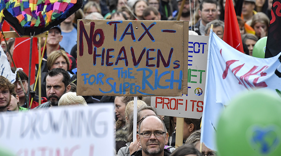 'G20 protest wave': 1,000s rally in Hamburg ahead of summit (VIDEO, PHOTO)