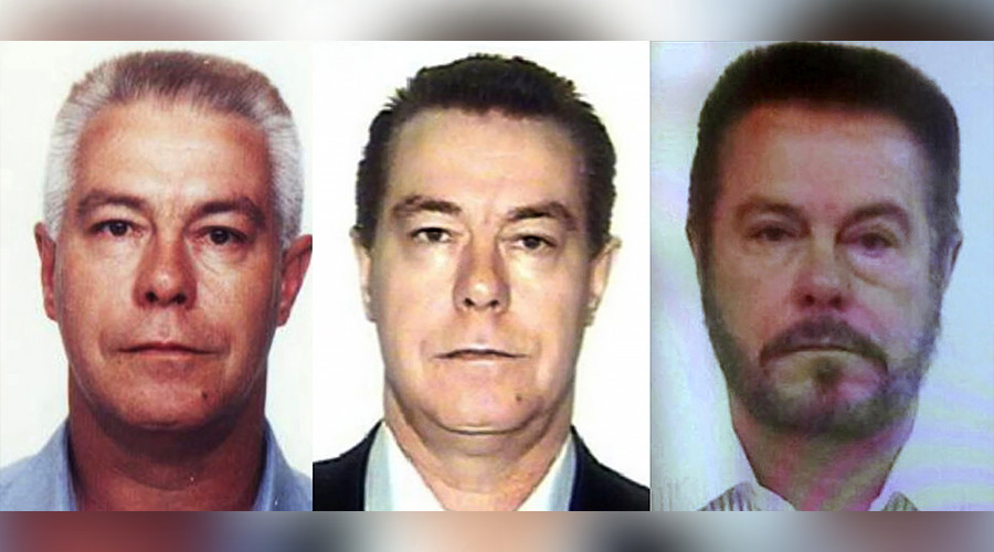 Arrested cocaine cartel boss used plastic surgery to evade capture for 30yrs (PHOTO)