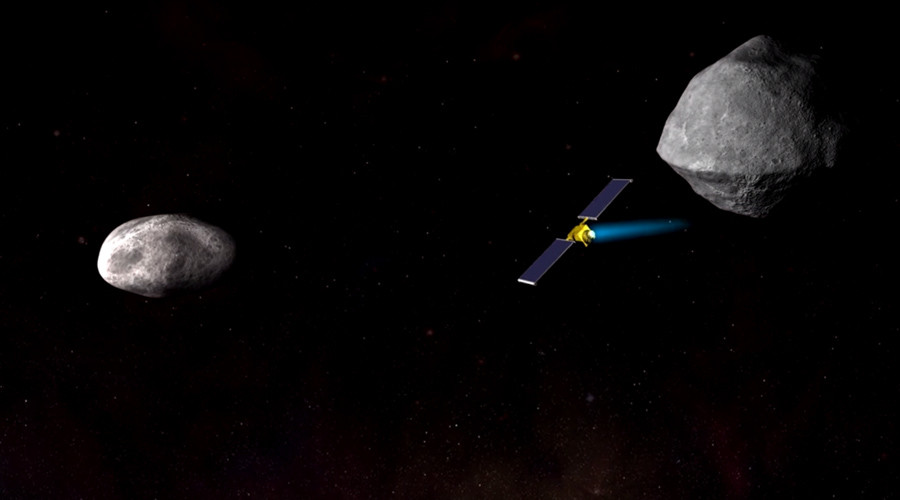 asteroid with building on it - photo #28