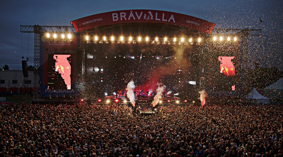 'Not f***ing okay': Swedish music festival canceled after spate of rape cases