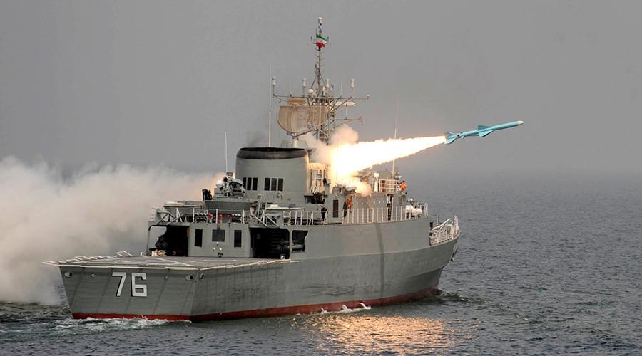 Iran's military kick starts five-day naval drill in Caspian Sea (VIDEO)