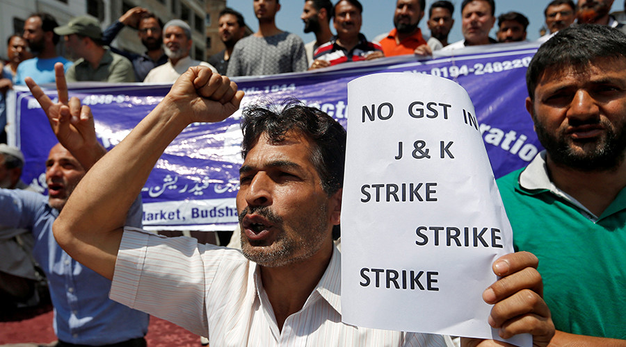 India's sweeping tax reform leads to massive protests, cinema shutdowns
