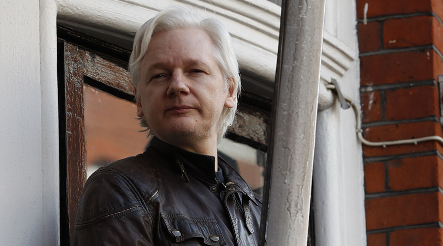 Following Clinton email leaks, 'Assange feels threatened by both Republicans & Democrats'