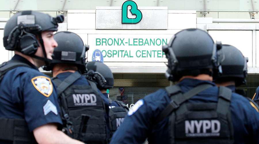 Bronx hospital shooter was fired city employee with prior arrest record – NYC officials