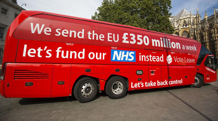 Vote Leave campaign chief admits Brexit referendum was 'dumb idea'