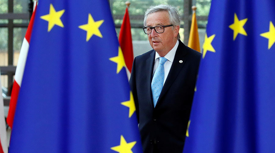 'EU Parliament is ridiculous': Juncker slams MEPs for skipping session