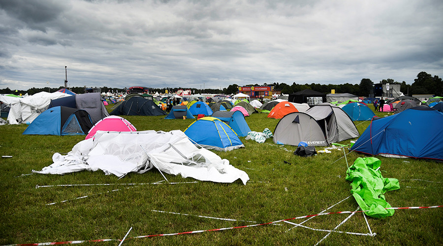 Swedish comedian plans 'man-free' music festival after mass sexual assaults scars popular event