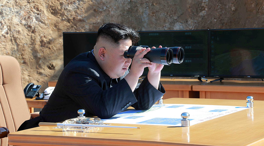 N. Korea promises more 'gift packages for Yankees' after first ICBM test