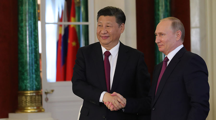 Putin, Xi message to Trump: US unipolar world is over