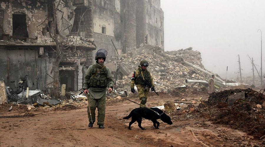 Russian military police to patrol de-escalation zones in Syria