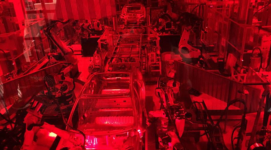 Female engineers describe Tesla's factory as a 'predator zone'