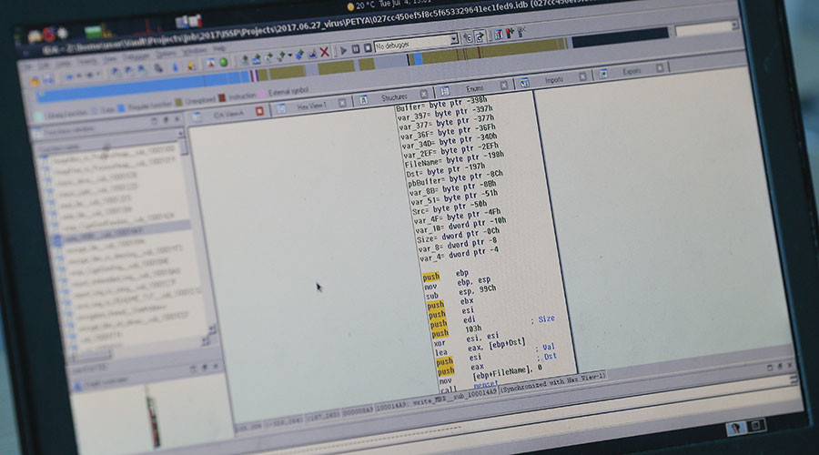 'NotPetya' hackers demand $260,000 in first communication since attack