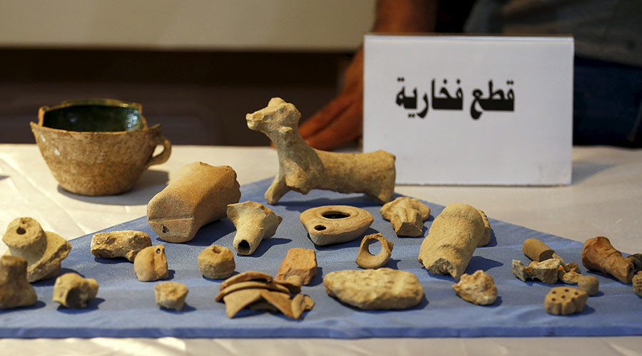 Hobby Lobby fined $3mn, will return 5,500 ancient Iraqi artifacts illegally imported